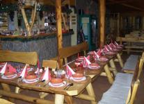 Reštaurácia pod lampášom príprava na akciu