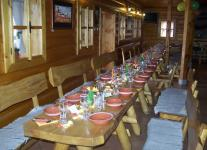 Reštaurácia pod lampášom  príprava na akciu 3